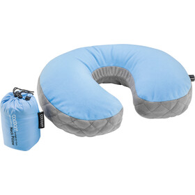 Cocoon Air Core U-Shaped Neck Pillow Ultralight light-blue/grey